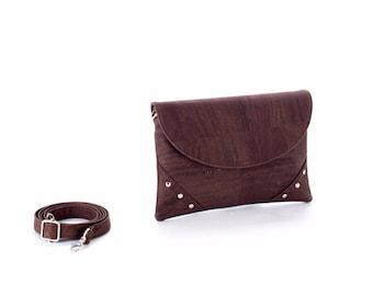 Cork/cork purse women wallet.
