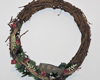 Rowboat Wreath A