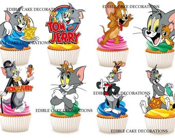 Tom and jerry Etsy