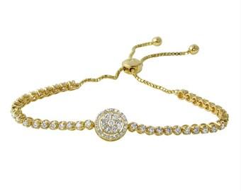 Bracelet,14k Gold Bracelet,Womens Bracelet,Tennis Bracelet,Charm Bracelet,Bar Bracelet,Diamond Bracelet Women,Diamond Bracelet,Anniversary