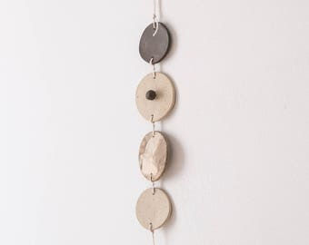Handmade Ceramic Wall Hanging