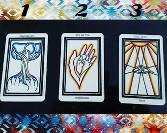 Past, Present & Future - A Voice From The Earth, The Cards of Winds and Changes