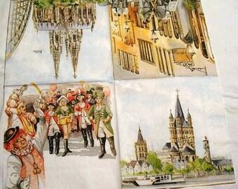 Köln napkin