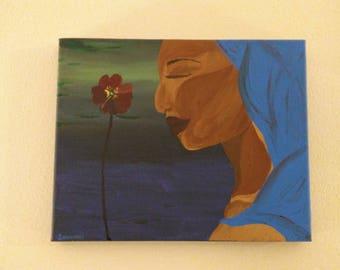 Painting - Aalisha