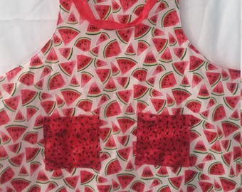 Summer Watermelon Apron for your next barbcue!