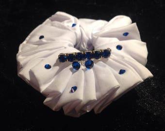 Mini Swarovski Crystal Dressage/showjumping competition Set, Any Colours