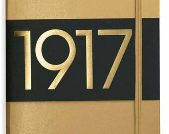 Leuchtturm1917 Special Metallic Anniversary Edition - Gold Limited A5
