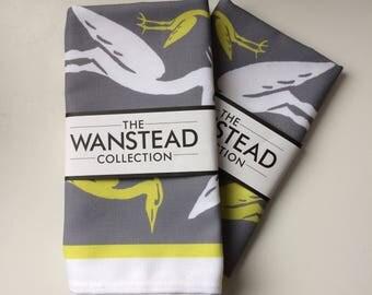Herons of Wanstead