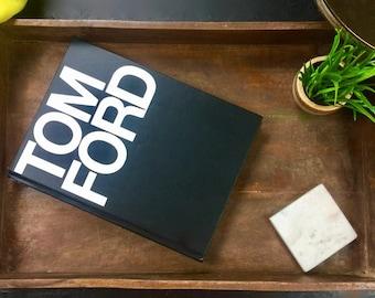 LARGE TOM FORD Book, Inspired Designer Books, Huge Designer Coffee Table Book, Tom Ford Book, Tom Ford, Home Decor, Bookshelf, Housewarming