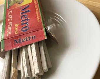 Metro Slate Pencil Box