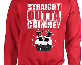 Ugly Christmas Sweater Ugly Christmas Party The Walking Dead