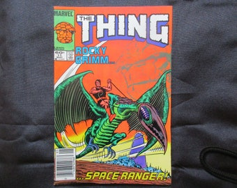 The Thing #11 Marvel Comics 1984