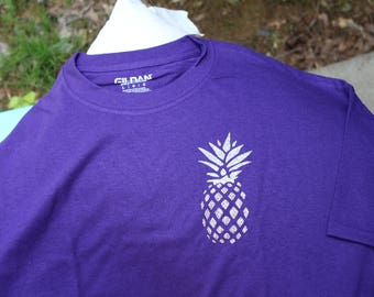 ON SALE!!!!  Cute and Comfy Pineapple Shirts