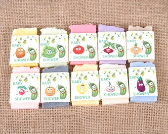50 Mini Baby Shower Soap Favors Baby Favors Personalized Party Favors Soap  Favors Shower Favors Baby
