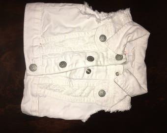 Girls vest 6-9 months