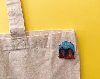 Sister Sister Pin - Go Home Donald Pin - holiday gifts - pins - pop culture pins - stocking stuffer