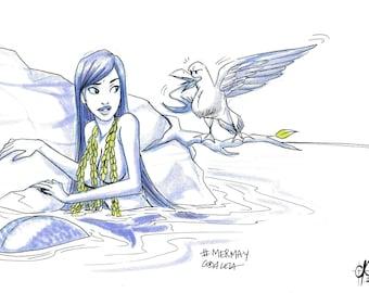 MERMAY - The Gull and the Mermaid