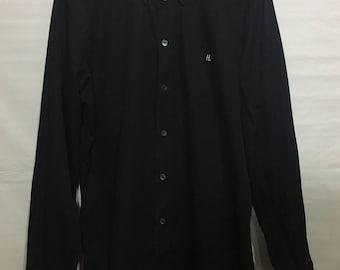 25% off Vintage Helmut lang Black mens Shirt size Us M