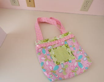 Child's tote bags, Handmade
