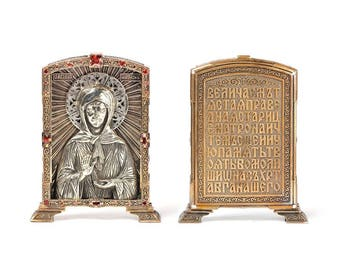 Icon Of Saint Matrona