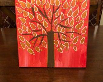 Soulful tree