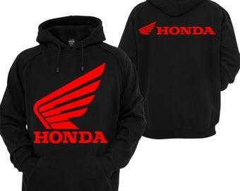 Honda Racing Pullover Hoodie
