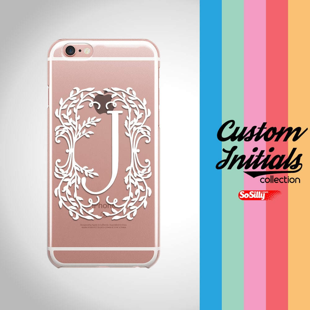 intial iphone 7 case