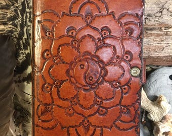 Handcrafted Leather Phone Case