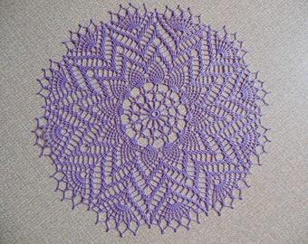 """Doily crochet """"Feijoas"""""""
