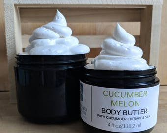 Whipped Body Butter, Natural Skin Care, Ultra Moisture Protection