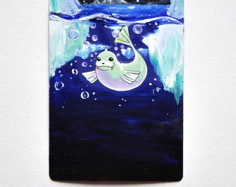 Dewgong - Painted Pokemon Card