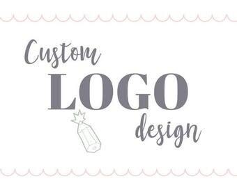 Custom logo / logo / shop logo / business logo / digital file / custom logo design / logo design pvg