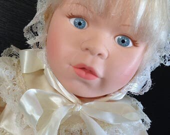 """Vintage Mego Corp Doll, 16"""" Tall, 1970s"""
