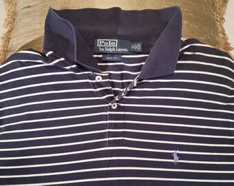 """Short Sleeve Polo by Ralph Lauren """"golf fit"""" shirt"""