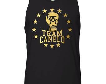 Team Canelo Canelo Álvarez Men's Tank Top
