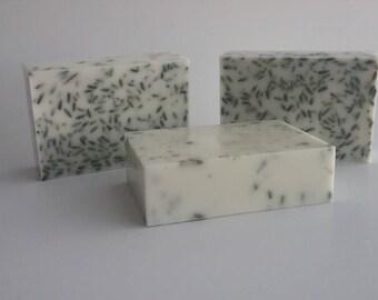 Lavender Goat's Milk Soap