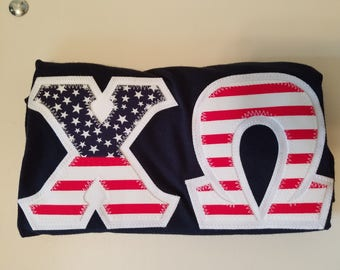 Chi Omega Greek Letters **Available Immediately**