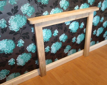 Oak Fire Surround - Thin Cut