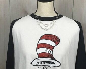 Dr. Suess Monogram tshirt