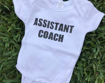 Coach Gift Ideas, Unique Gift for Dad, Football Coach Gift, Assistant, Sports Baby Shower, Baby Sports Gift, Baby Shower Gift