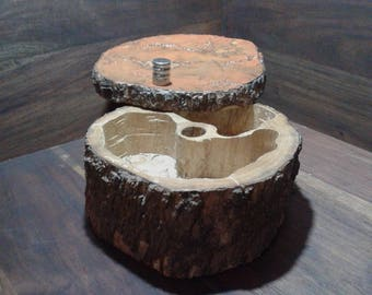 Jewellery trunk box