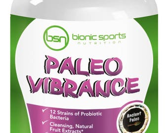 Best Probiotic Supplement for Digestion Bionic Sports Nutrition Paleo Vibrance