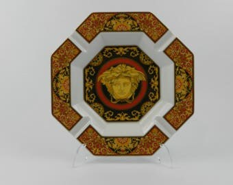 Rosenthal Versace Medusa - big ashtray