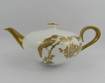 Tea pot Villeroy&Boch Golden Garden Germany