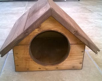 Kennel dogs/cats/rabbits//wooden