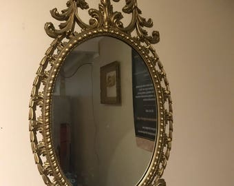 Stunning vintage syrocco french provincial mirror. Even more beautiful in person!