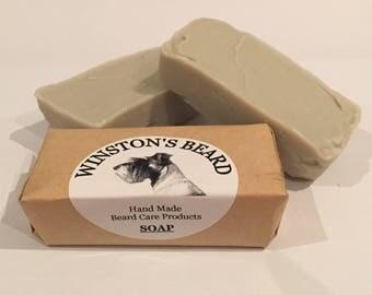Beard Shampoo Soap Bar