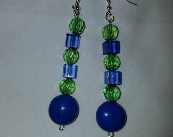 Hand made customized hypoallergenic earrings