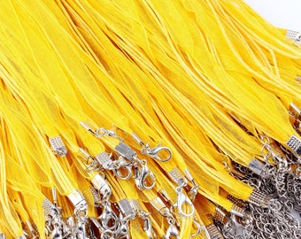 Yellow Ribbon Cords
