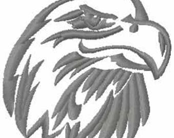 Eagle free embroidery design 3